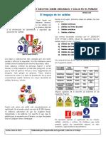 Info 011 SSO Lenguaje de las señales