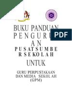 BukuPanduanuntukGPM 2011