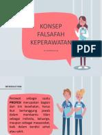 KONSEP FALSAFAH KEPERAWATAN 1