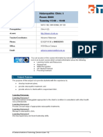 Clinic 5 Subject Guide 2011