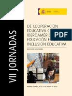 07 Especial e Inclusión Educativa