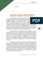 12 Evaluación de le educación, sustentar las políticas educativas