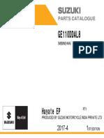 Parts GE110
