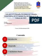 Exposición (Bolivarianismo). (2019)