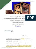 2005. Narración y focalización en 'En diciembre llegaban las brisas', de M.M. -nº 30 Espéculo (UCM) Mercedes Ortega González-Rubio
