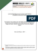 BASES INTEGRADAS - PASCO
