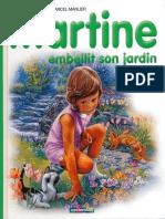 MARTINe_embellit_son_jardin_-_Gilbert_Delahaye