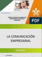 Material 2 - La Comunicacion Empresarial