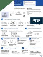 Guía de configuración Rápida Impresora Brother