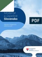 Moderné a úspešné Slovensko