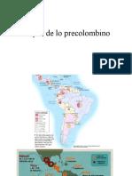 Mapas de lo precolombino