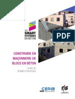 Guide Pratique Cerib Maconnerie - 2020