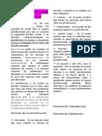 Trilogía Estructural Del Proceso