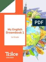 My English Dreambook 1 - 2019