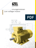 Menzel_Katalog_IE2_IE3_IE4_Low voltage motors