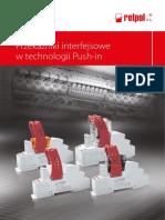 Folder przekaźniki interfejsowe Push-in.pdf