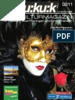 kukuk-Magazin, Ausgabe 2/2011