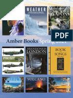 Amber Trade Catalogue 2021