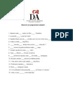 Esercizi con preposizioni semplici .docx