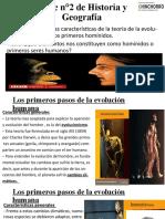 Clase n°2 de Historia y Geografía 7°A