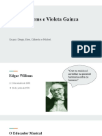 Gainza e Willems