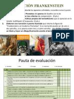 Evaluación Frankenstein + poema.pptx