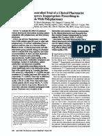 hanlon  ECA intervenion faramceutica PIM