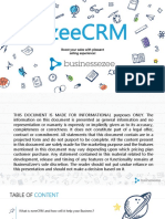 ezeeCRM Boost your sales with pleasant selling experience!