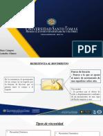 EXPOSICIÓN RESISTENCIA AL MOVIMIENTO