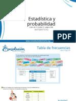 12. Estadística y probabilidad