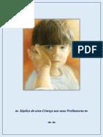 Súplica de uma Criança aos seus Professores.pdf