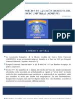 Asociación Evangélica de La Misión Israelita Del Nuevo