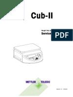 Service Manual cub II