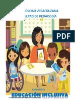 ANTOLOGIA EDUCACIÓN INCLUSIVA