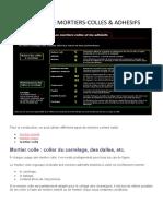 CLASSES DE MORTIERS-COLLES & ADHESIFS.docx