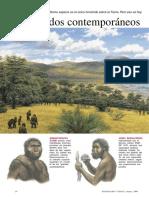 Hominidos contemporaneos