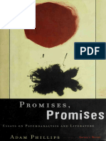 Adam Phillips - Promises, Promises_ Essays on Literature and Psychoanalysis (2001, Basic Books) - libgen.lc.pdf