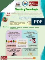 CIENCIA Y TECNOLOGÍA 3 Y 4 ABDEL 24 AGOSTO