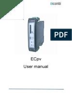 ECpv_user_manual