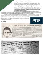 La crónica - petiso orejudo-25 copias