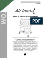 Air Incu i Manual de Servicios & listado de Partes.pdf