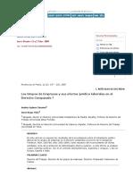 Aylwin - Los Grupos de Empresas y sus efectos jurídico laborales en el Derecho Comparado
