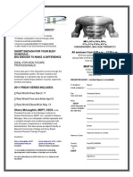 MIHP Real World Anatomy Seminars
