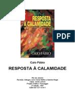 Caio Fábio - Resposta à Calamidade.doc