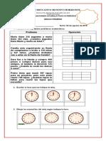 ACUMULATIVAS III PERIODO GRADO PRIMERO