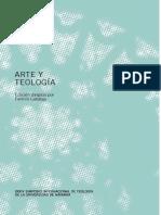 Labarga, Fermín, Arte y teología,  EUNSA  2017