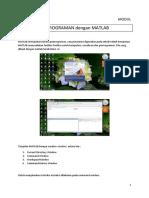 3845S1TKCE30922018 - Pemrograman Komputer - Pertemuan 4 - Materi Tambahan