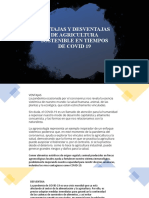 SOSTENIBILIDAD DE LA GRICULTURA EN PLENA PANDEMIA DEL COVID
