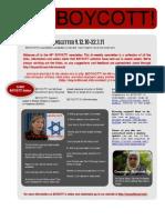 BOYCOTT! Newsletter 9.12.10-22.1