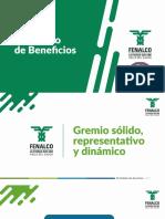 Presentación Portafolio de Beneficios FENALCO 2020